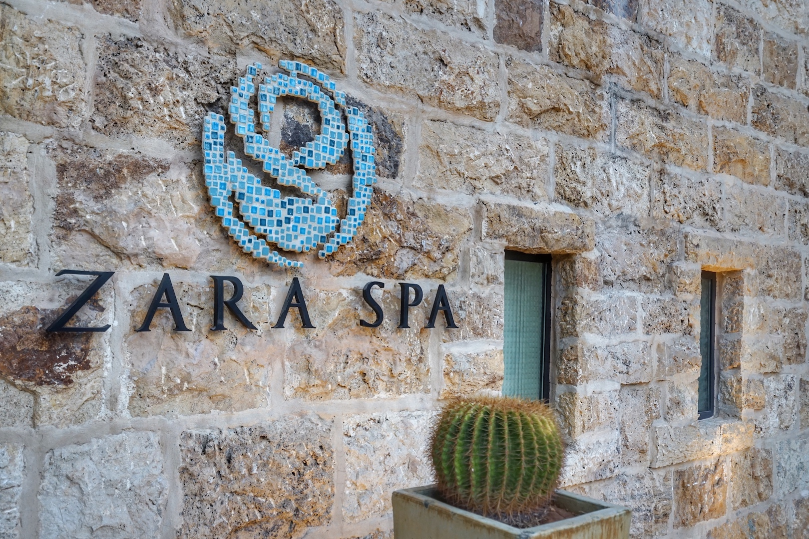 Das beste Spa im gesamten Nahen Osten: Zara Spa