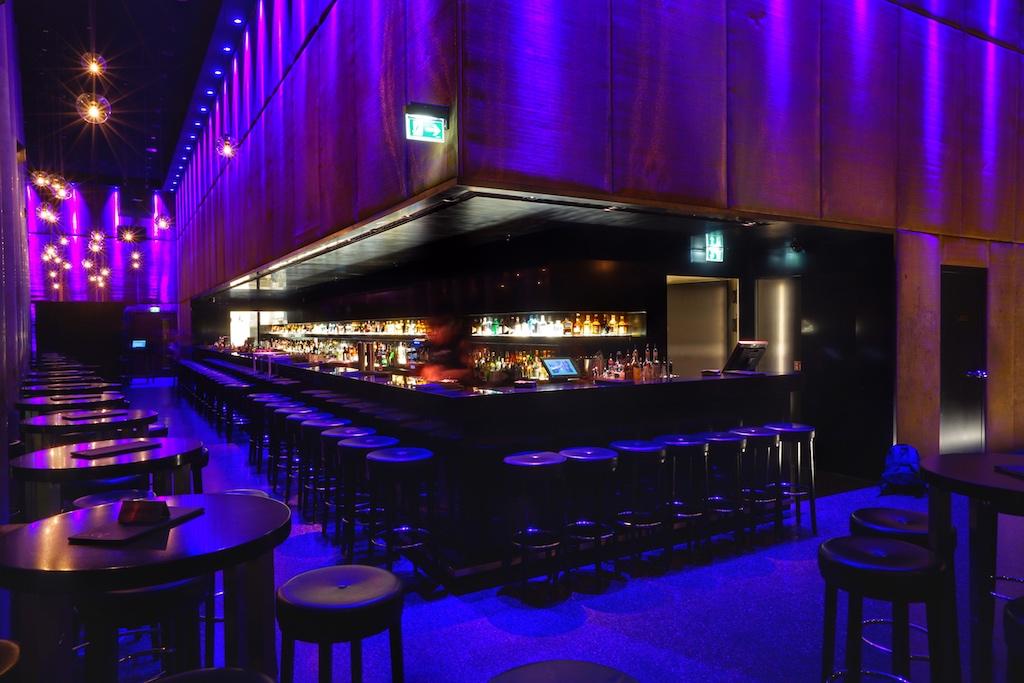 Die Skyline Bar 20UP im Empire Riverside Hotel Hamburg - ein Ort für Nachtschwärmer