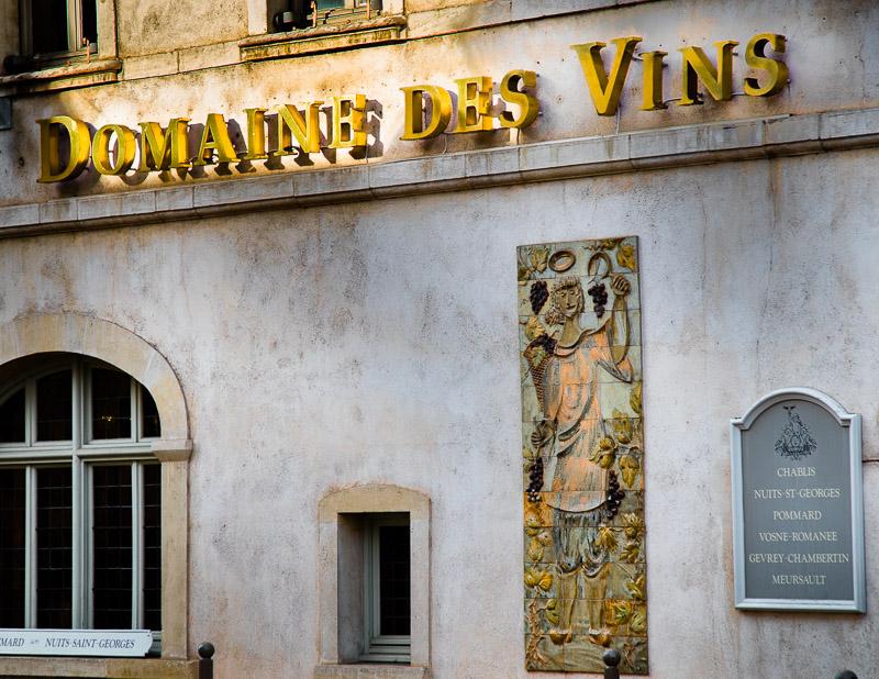 In der Altstadt von Beaune ist die Weinkultur allgegenwärtig / © FrontRowSociety.net, Foto: Georg Berg