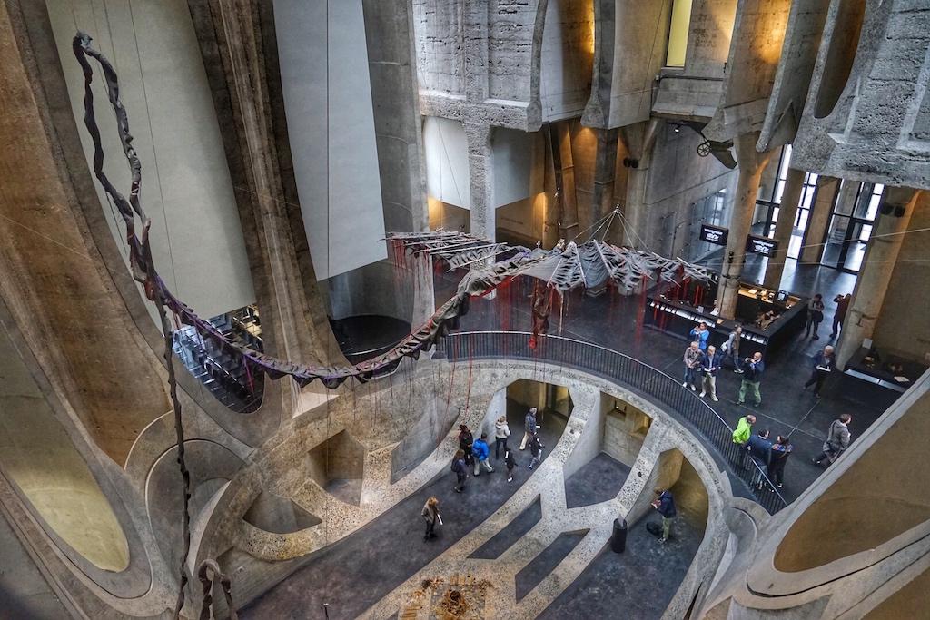 Das Zeitz Museum of Contemporary Art Africa, kurz MOCAA, befindet sich innerhalb der V&A Waterfront in Kapstadt