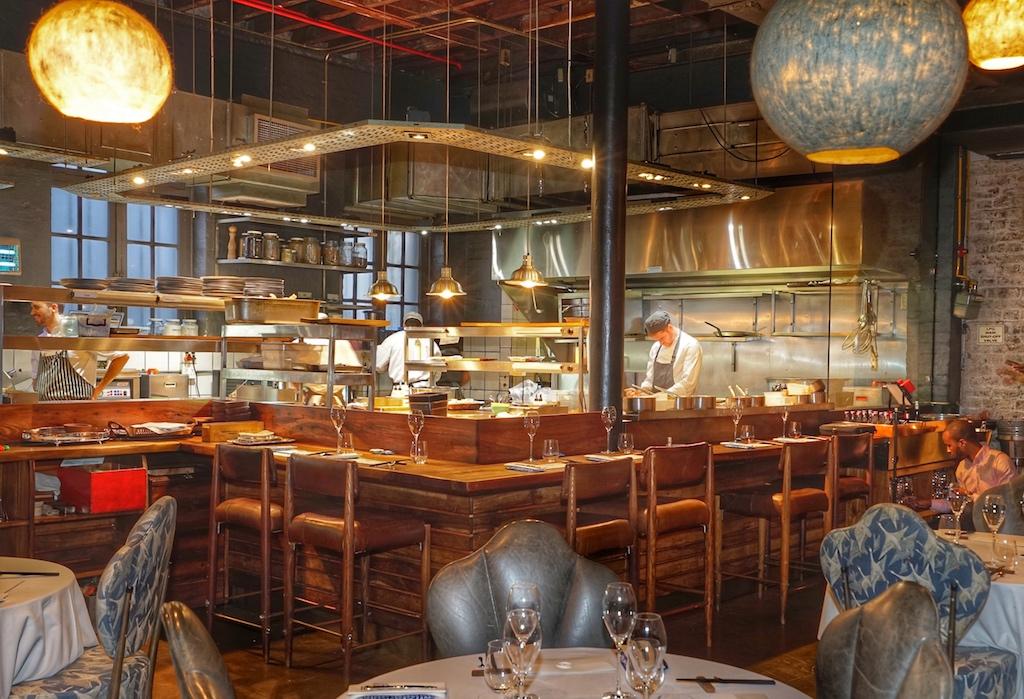 The Test Kitchen - Willkommen im Light Room mit der Garantie für exzellente Haute Cuisine und erstklassige Weine