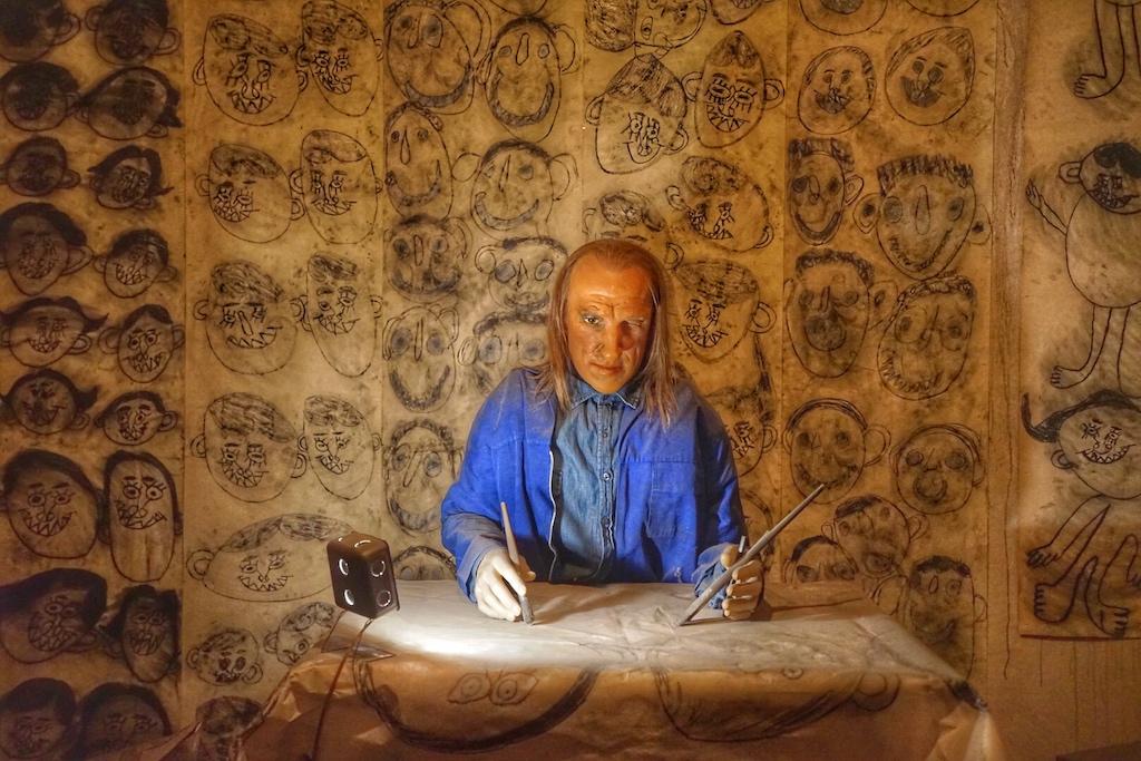 ... bis avantgardistisch - im Zeitz Museum of Contemporary Art Africa ist alles beheimatet
