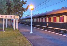 Mit dem luxuriösesten Zug der Welt einmal quer durch Südafrika