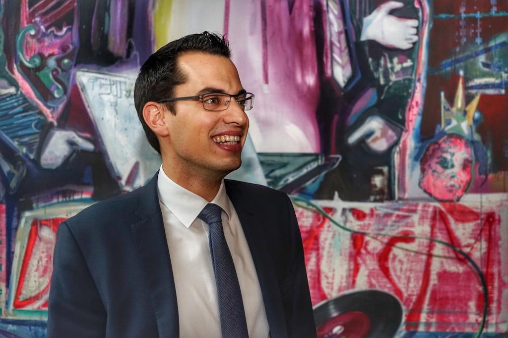 F&B Manager Michael Nemecek hat immer einen Blick auf die Aktualität der Barkarte. Klassiker haben Bestand, neue Trends der Barszene werden von ihm integriert