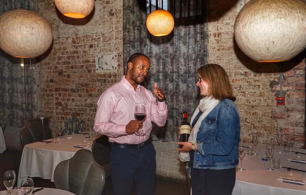 Patriot beim Thema Wein, der Schwerpunkt liegt ganz klar beim Heimatland Südafrika