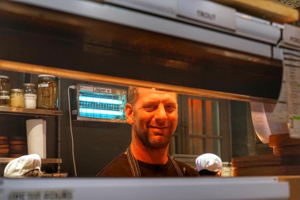 Luke Dale-Roberts - weitgereister kulinarischer Kosmopolit