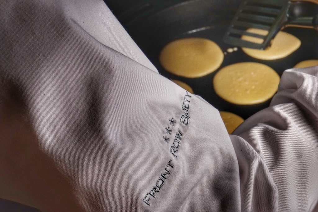 Das Nachkochen der stimmigen Rezepturen macht Spaß, weil die Ergebnisse perfekt werden / © Redaktion FrontRowSociety.net