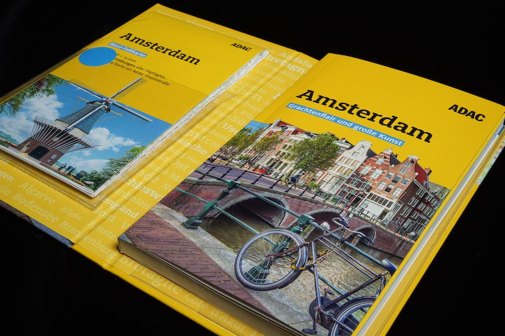 Auf nach Amsterdam