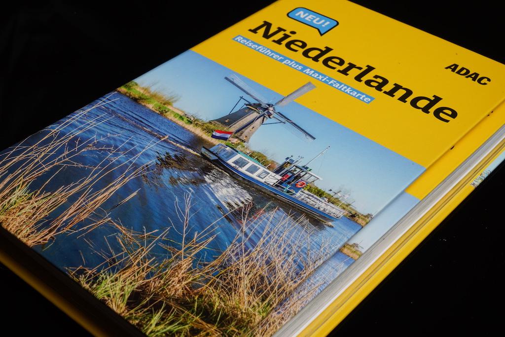 Im ADAC Reiseführer sind die schönsten Sehenswürdigkeiten der Niederlande aufgeführt und im Detail beschrieben