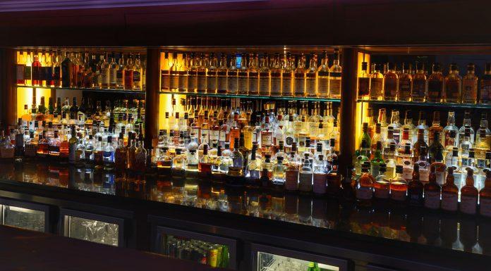 Die wohl umfangreichste Auswahl an Whiskys ist in der legendären Bascule Bar zu finden