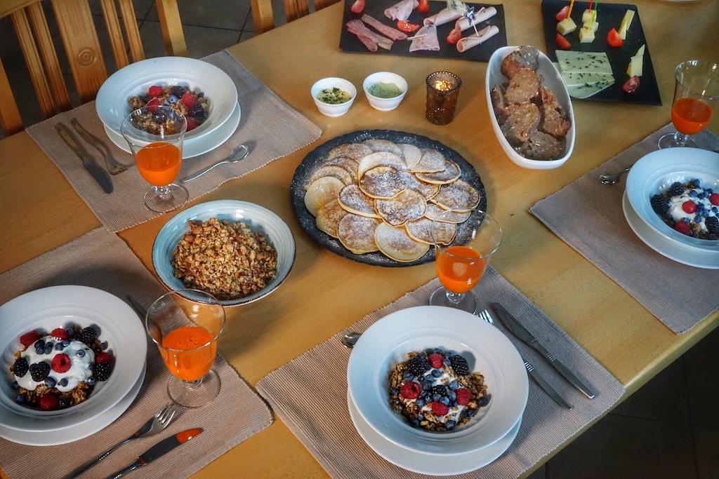 Familienfrühstück - gemeinsame Mahlzeiten sind für uns ein wichtiges Ritual / © Redaktion FrontRowSociety.net