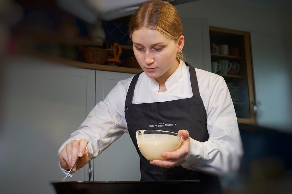 """Lieblings-Pancakes: """"Kinderleichte"""" Zubereitung, auch wenn morgens alle Familienmitglieder zügig das Haus verlassen müssen"""