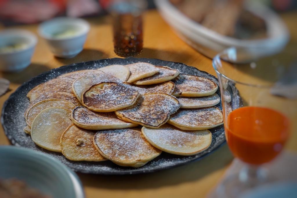 Die Lieblings-Pancakes von Emma gehören inzwischen auch zu den Favoriten unserer jüngsten Tochter Marie / © Redaktion FrontRowSociety.net