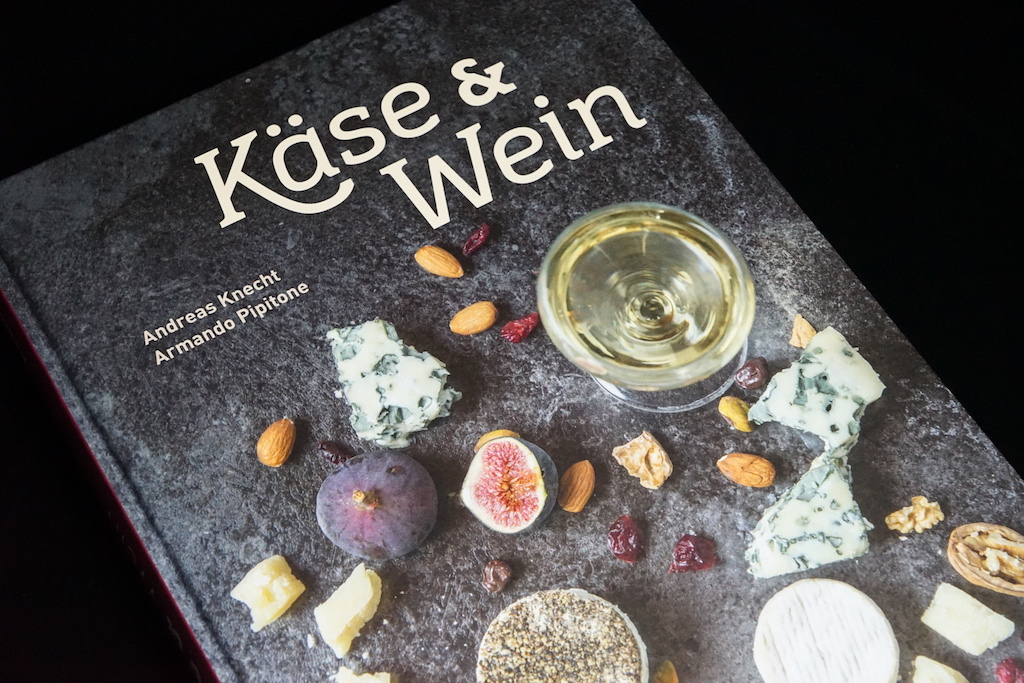 Liaison Käse und Wein, verführerisch gut aufgemacht / © Redaktion FrontRowSociety.net