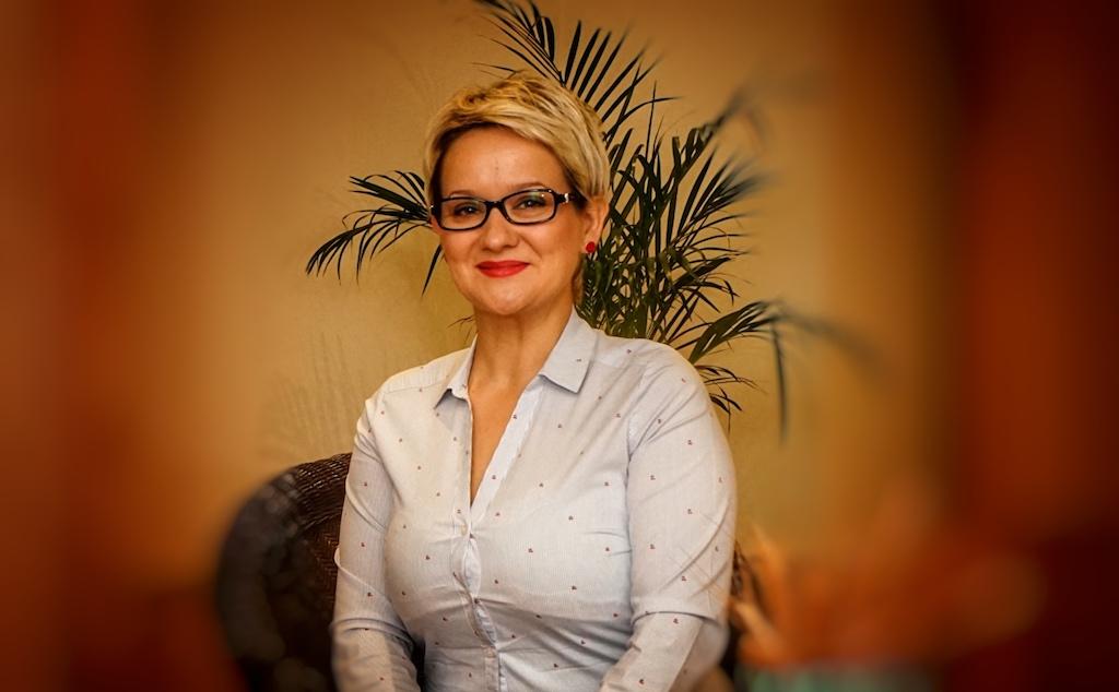 Managerin des Zara Spa Natalia Sunna stammt aus der Ukraine und hat in Jordanien längst ihre Heimat gefunden / © Redaktion FrontRowSociety.net