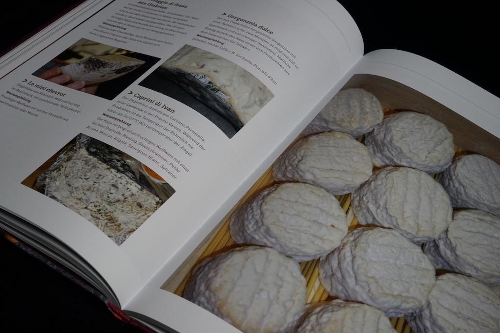 Neben dem Portriat zu den einzelnen Affineuren werden auch die Käse im Detail vorgestellt