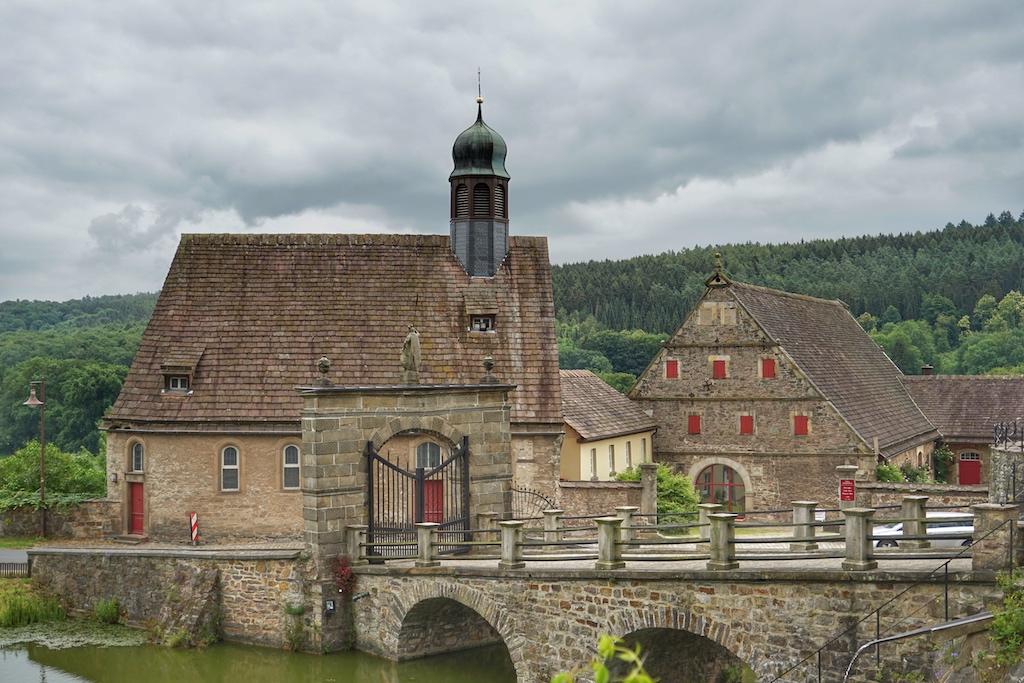 Schloss Hämelschenburg - mystischer Ort und beliebte Event-Location