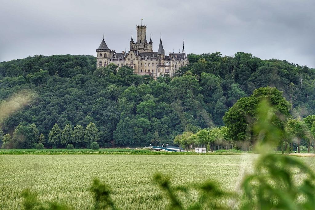 Schloss Marienburg - ein Traum von kurzem Vergnügen / © Redaktion FrontRowSociety.net