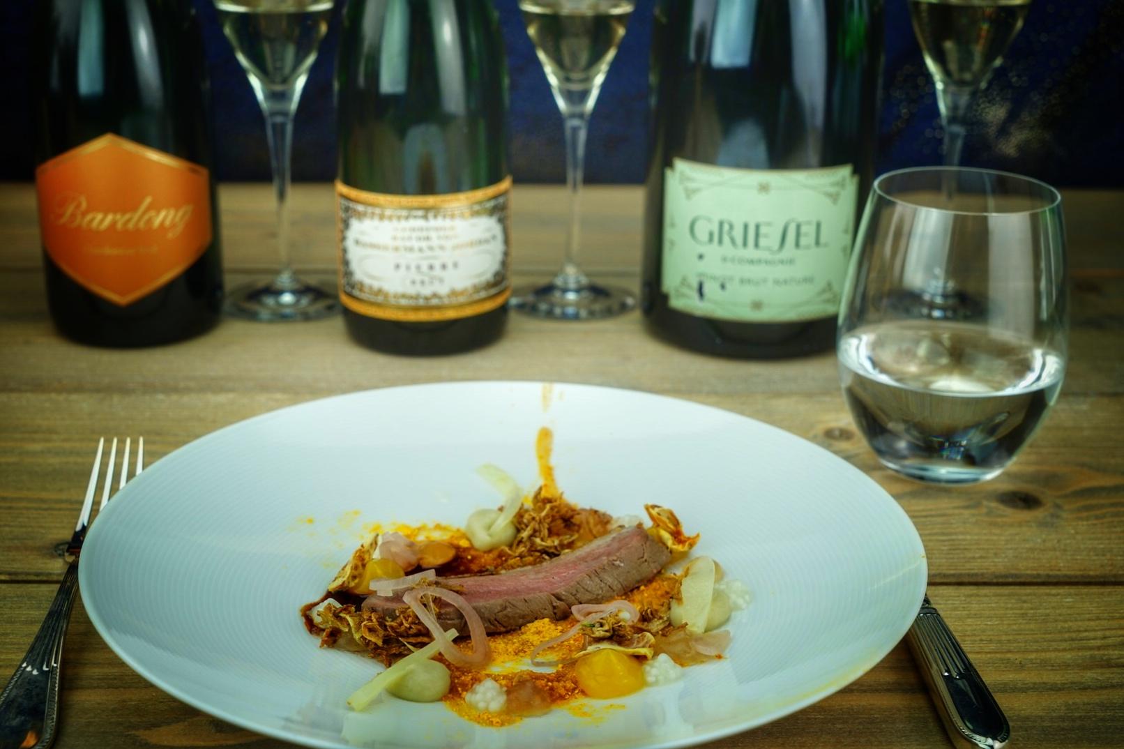 Die Gäste des Rheingau Gourmet & Wein Festival waren sich einig, es war die Revolution einer Ente