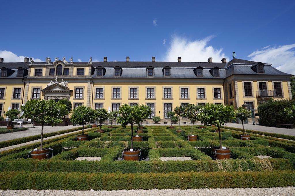 Das prächtige Galeriegebäude wird heute als Ort für festliche Veranstaltungen gern genutzt