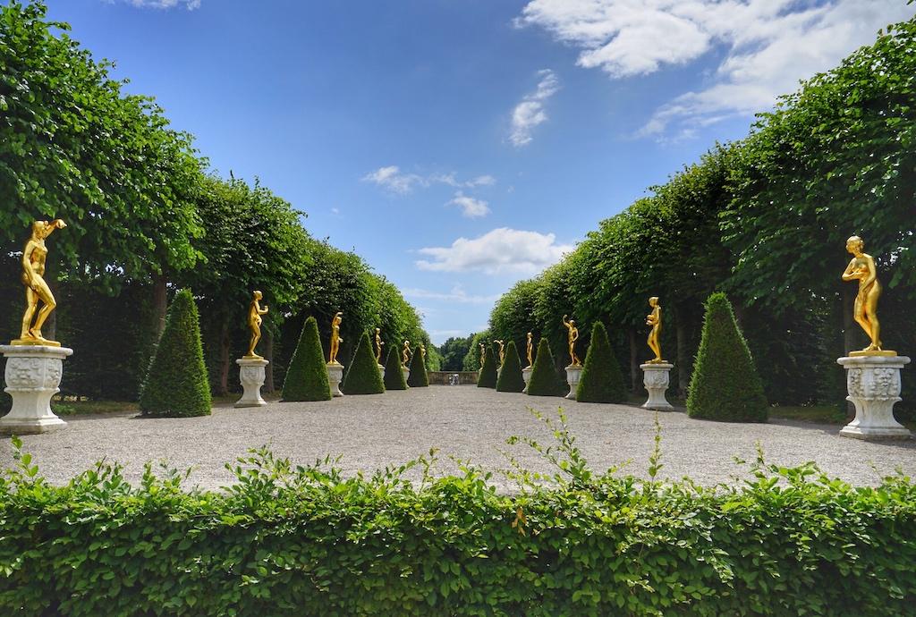 Hannovers Herrenhäuser Gärten ziehen jährlich über 600 Tausend Besucher an Hannovers Herrenhäuser Gärten ziehen jährlich über 600 Tausend Besucher an