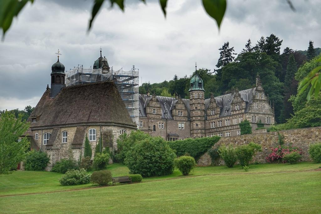 Schloss Hämelschenburg - Zeitzeuge der später Weserrenaissance (1575-1618)
