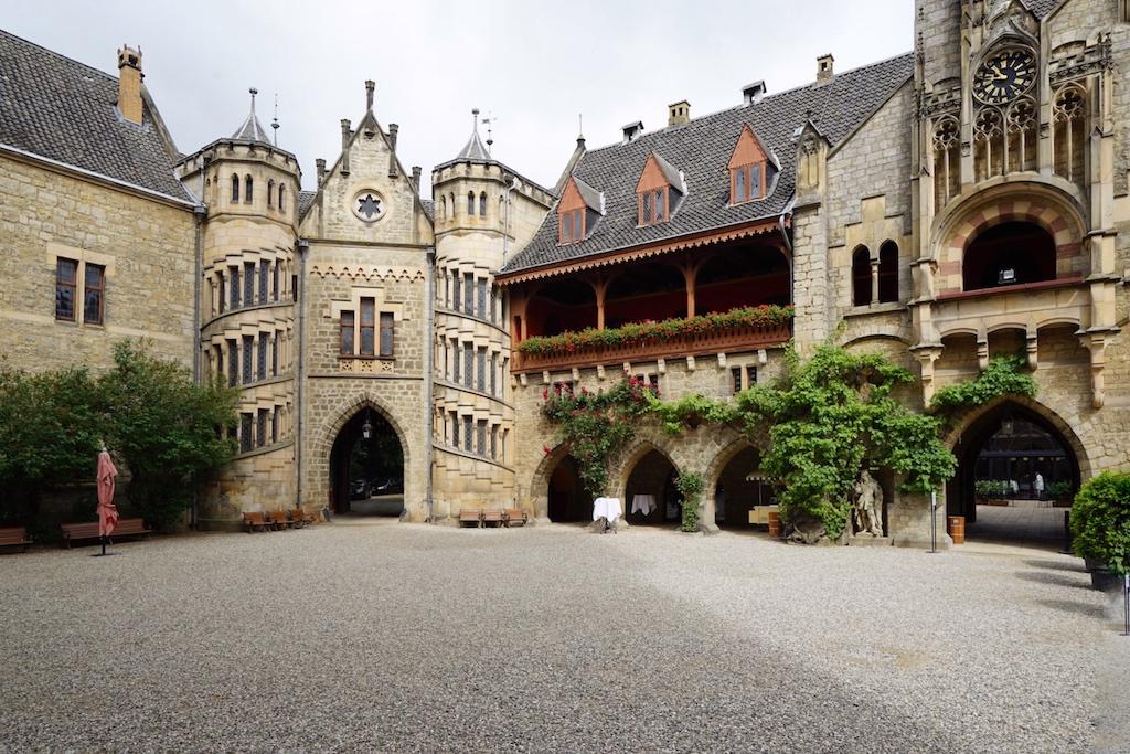 Schloss Marienburg - eine Heimstatt der Welfen-Dynastie