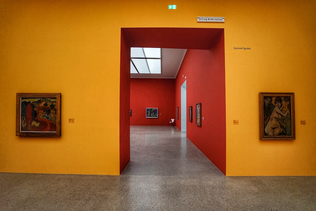 Fluchten und Farben / © Redaktion FrontRowSociety.net