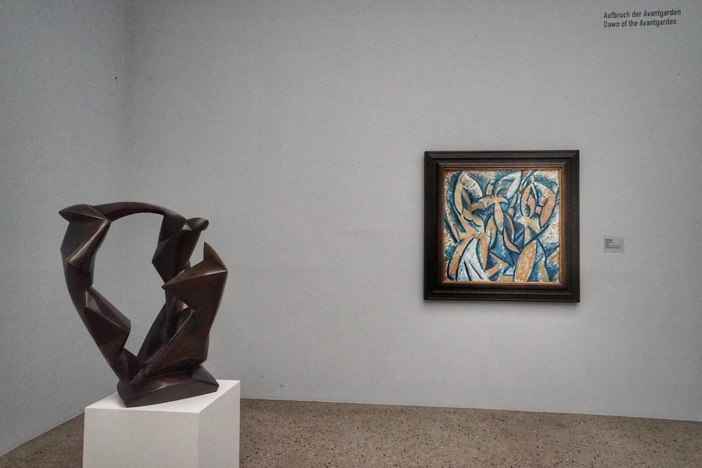 """Das berühmte Werk von Pablo Picasso """"Trois femmes"""" / © Redaktion FrontRowSociety.net"""