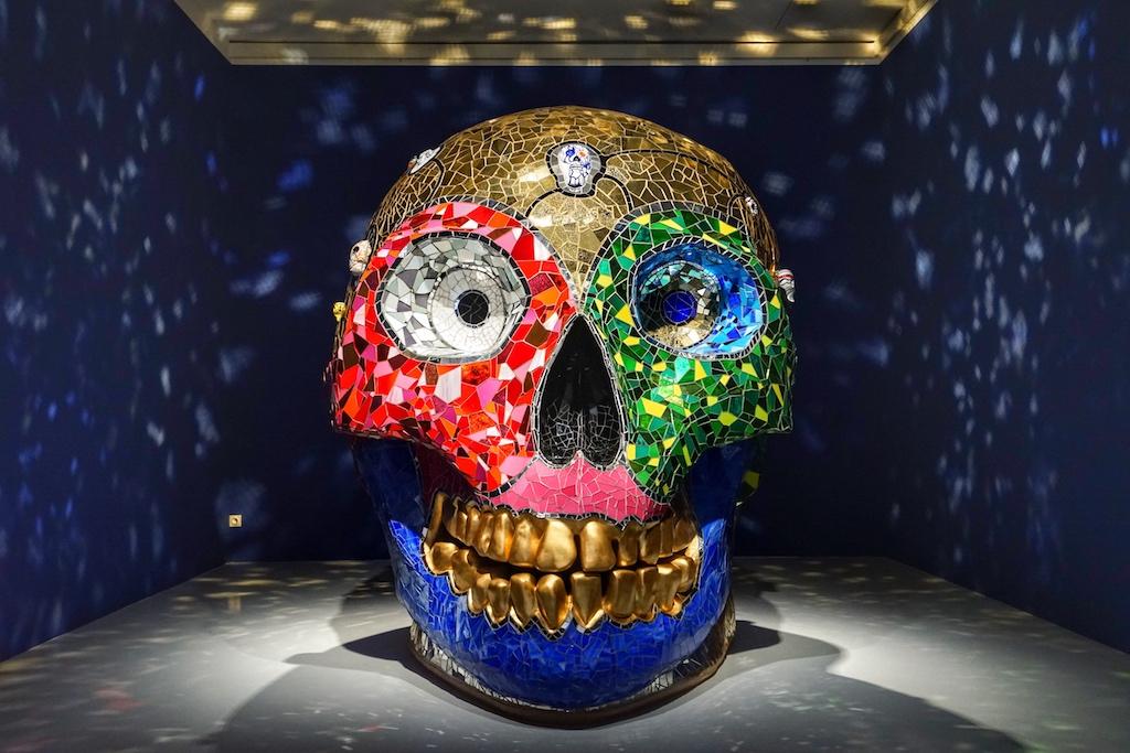 Niki de Saint Phalle verarbeitete mit ihrer Kunst den sexuellen Missbrauch des Vaters / © Redaktion FrontRowSociety.net