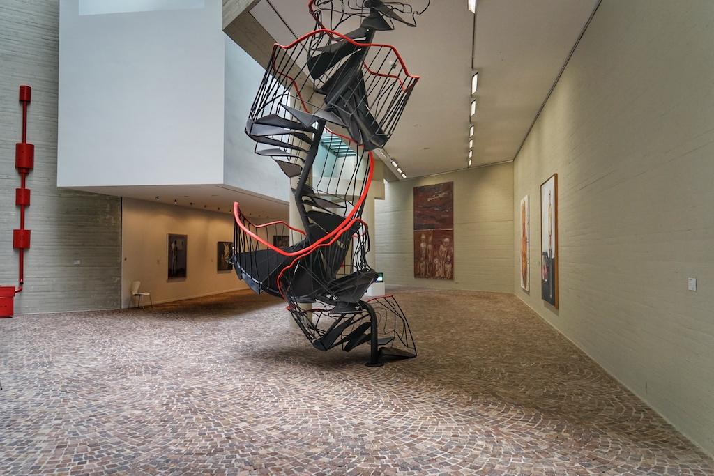 Variation einer Treppe / © Redaktion FrontRowSociety.net