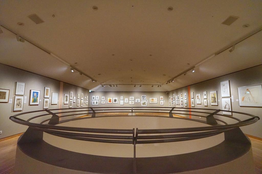 Wechselnde Ausstellungen sorgen immer wieder für neue Impressionen, Gesprächsstoffe und eigen kritische Auseinandersetzung mit Historie oder gesellschaftlichen Werten / © Redaktion FrontRowSociety.net