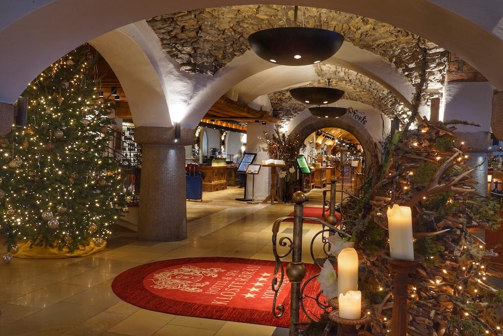 Das gemütliche 5 Sterne Hotel Klosterbräu & Spa ist ein absoluter Wohlfühlort