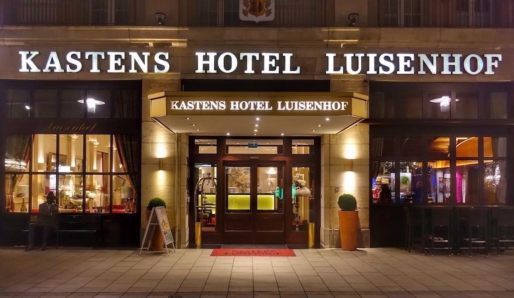 Erstes Haus Hannovers: 5 Sterne Superior Kastens Hotel Luisenhof