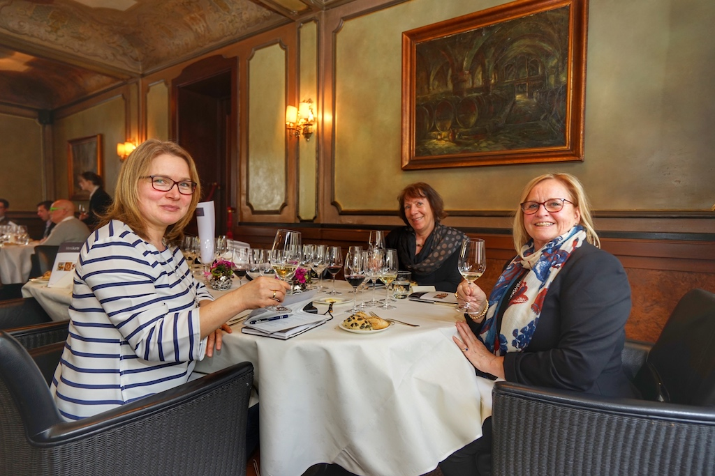 Die Gäste des Rheingau Gourmet & Wein Festival ließen es sich munden