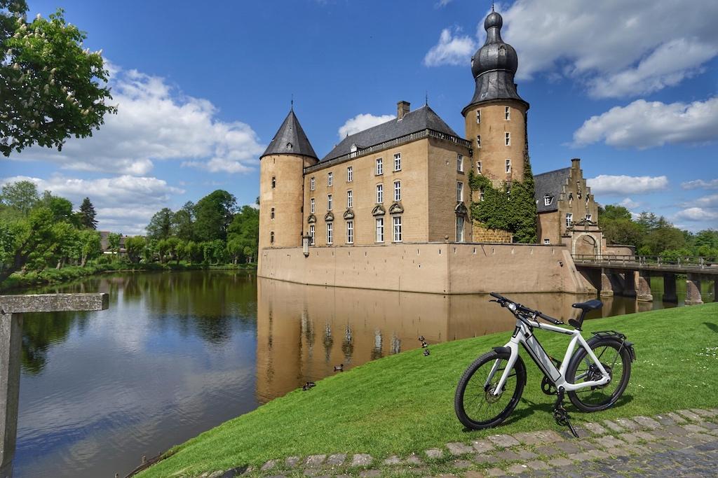 Burgen- und Schlössertour mit dem S-Pedelec