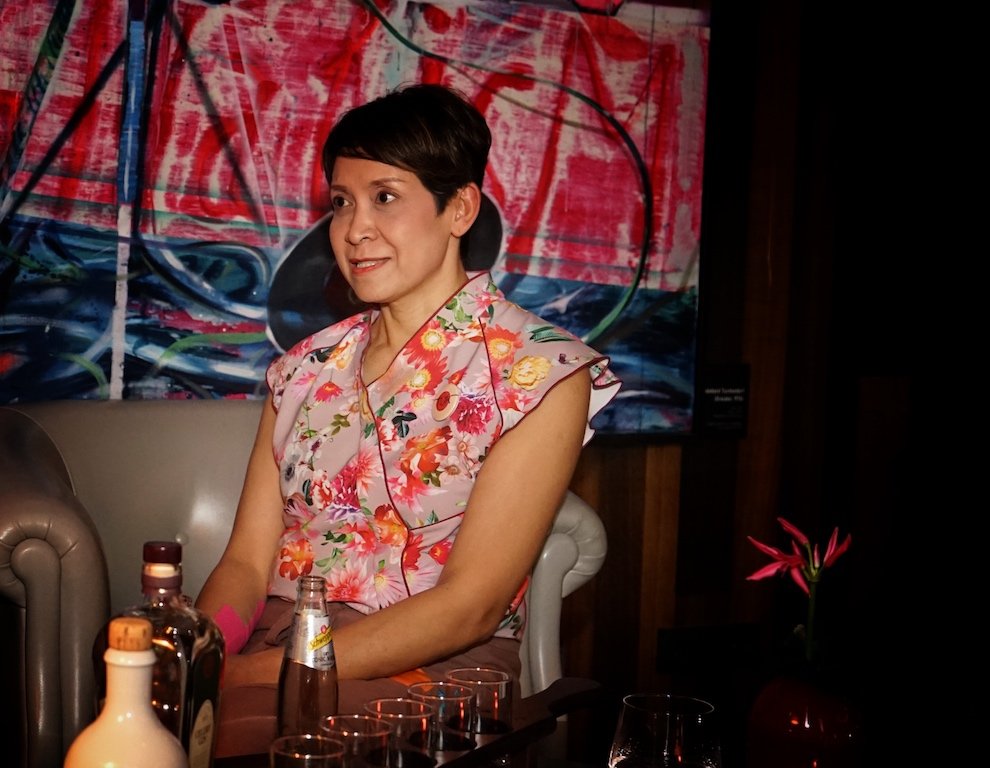 Sushi-meistern Chantira TUK Bedick verführt mit exquisiten New Style Sushi
