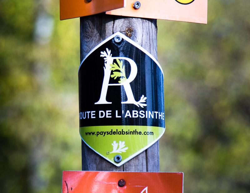 Auf der Route de l'Absinthe kann man die bewegte Geschichte des Absinths erwandern. In nur 48 km von Pontarlier in der Region Franche Comté bis nach Noiraigue in der Schweiz / © FrontRowSociety.net, Foto: Georg Berg