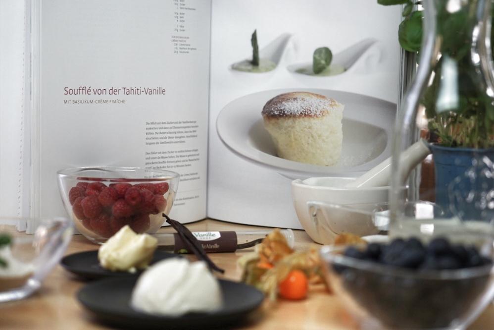 Ein Vanille-Souffle ist mindestens so schmackhaft wie Kuchen