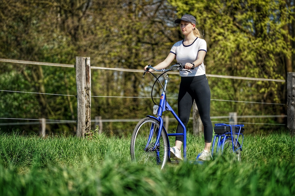 Lopifit = Lauf Dich fit. Die neue Art sich gesund fortzubewegen
