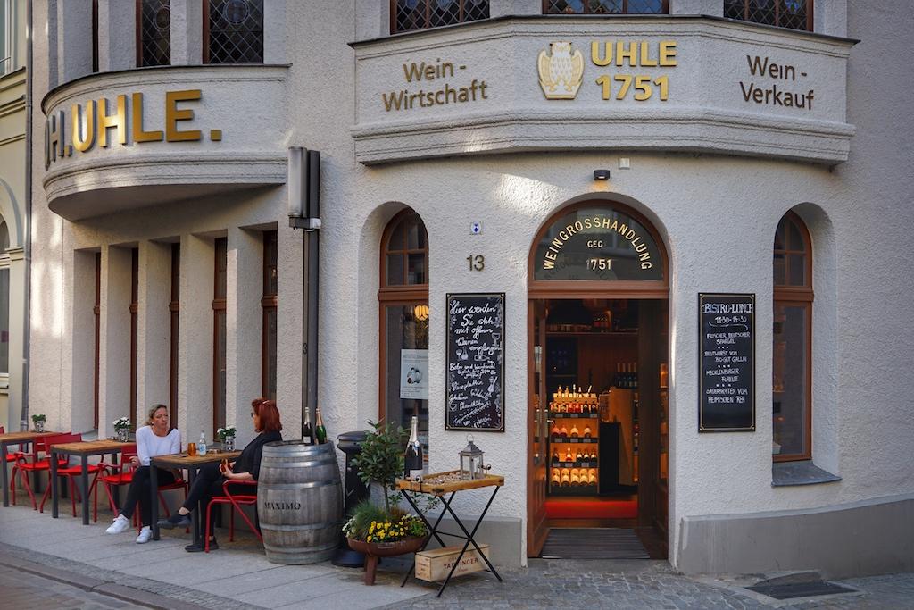 Weinhaus Uhle, ein Stück norddeutscher Gastlichkeit im historischen Gewand