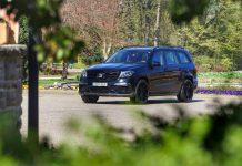 BRABUS hat mit dem XL 850 - 850 steht für 850 PS - das ultimative SUV auf die Beine bzw. 23 Zoll Räder gestellt
