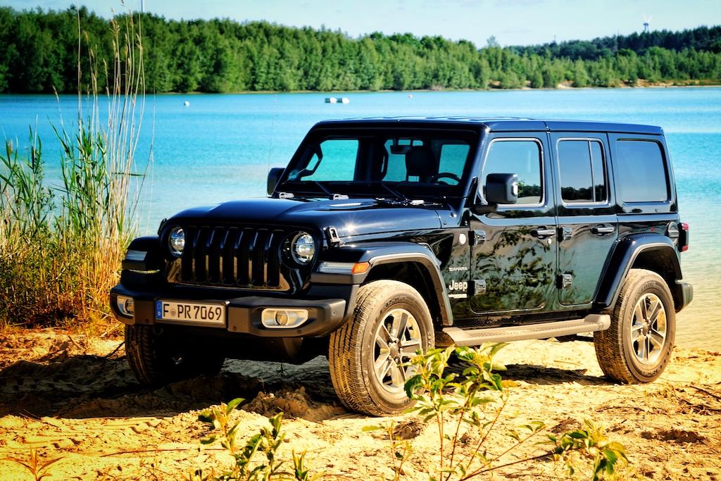 ... wären mit dem Jeep Wrangler möglich