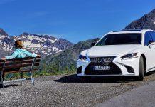 Lexus LS 500h AWD: Die ultimative Reise-Limousine im Luxussegment