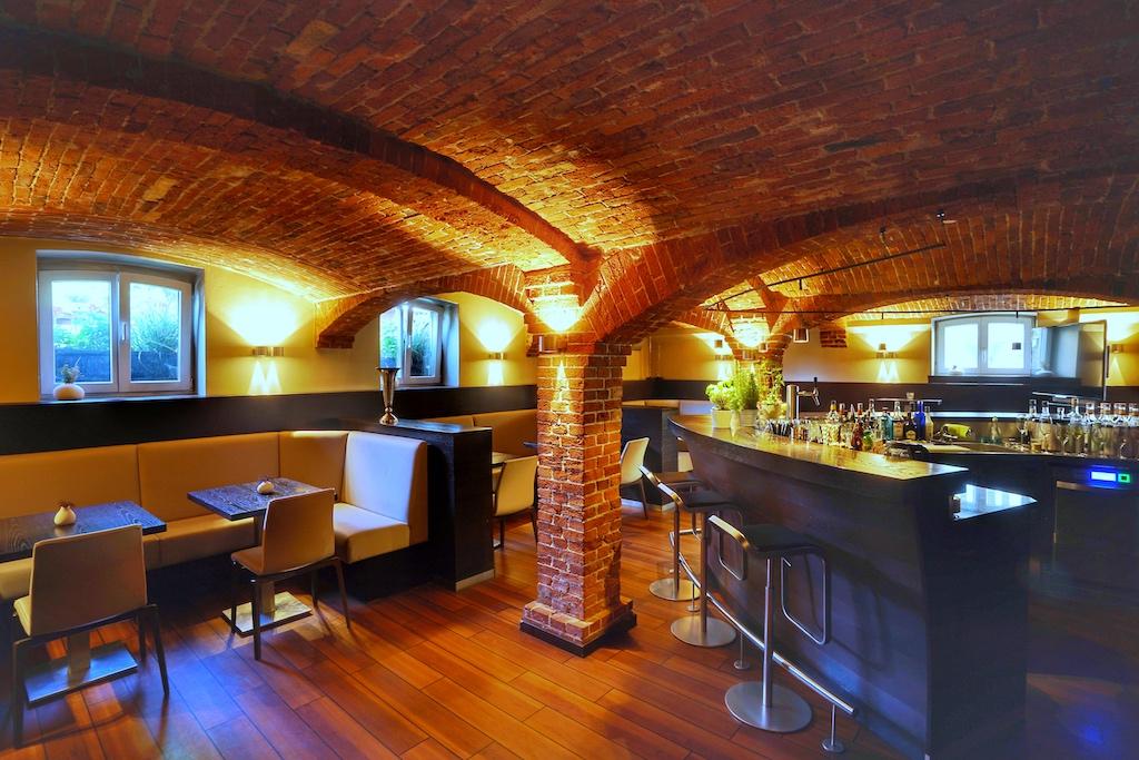 In der Lighthouse Bar kann der Gast Schmankerl aus der Küche von Jens Rittmeyer ordern