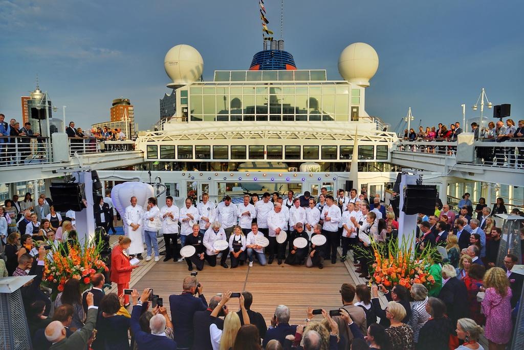 """Am 13. August 2021 ist es wieder soweit - dann werden sich die kulinarischen Meister ihres Faches wieder auf der EUROPA zusammenfinden, wenn es heißt """"EUROPAs Beste"""" - The Show must go on"""""""