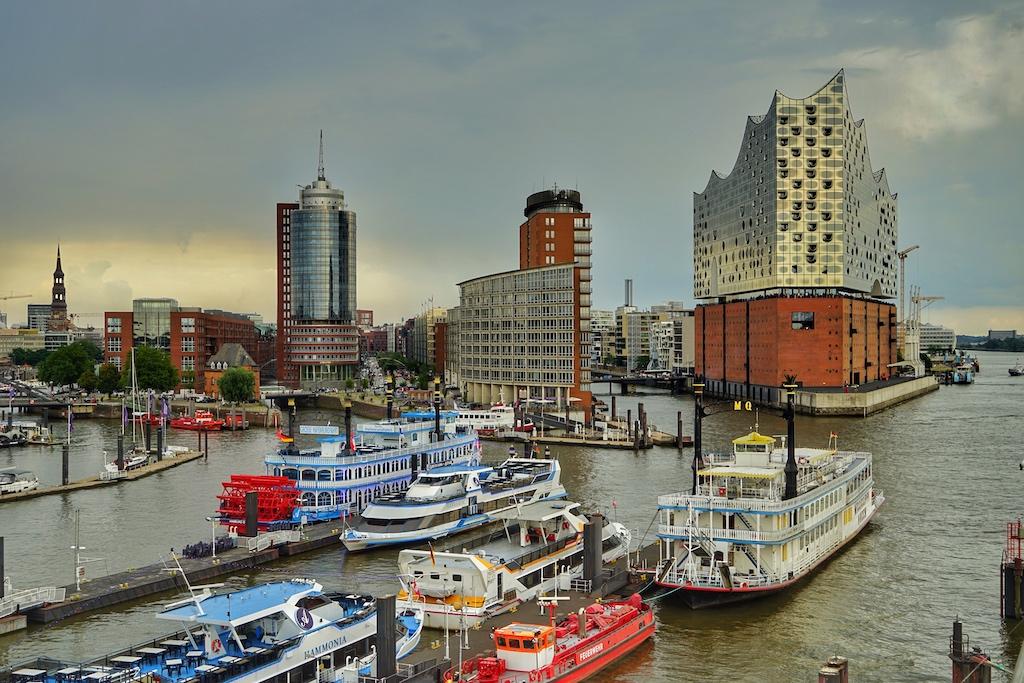 """Im Hamburger Hafen fand der diesjährige Gourmet-Event """"EUROPA's Beste"""" statt - zum 15. mal"""
