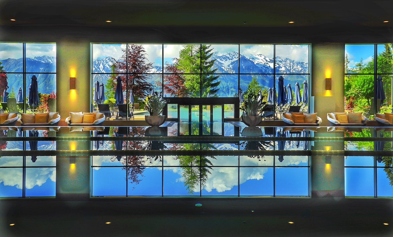 Spa & Wellness in Vollendung im Leading Hotel of the World Interalpen Hotel Tyrol