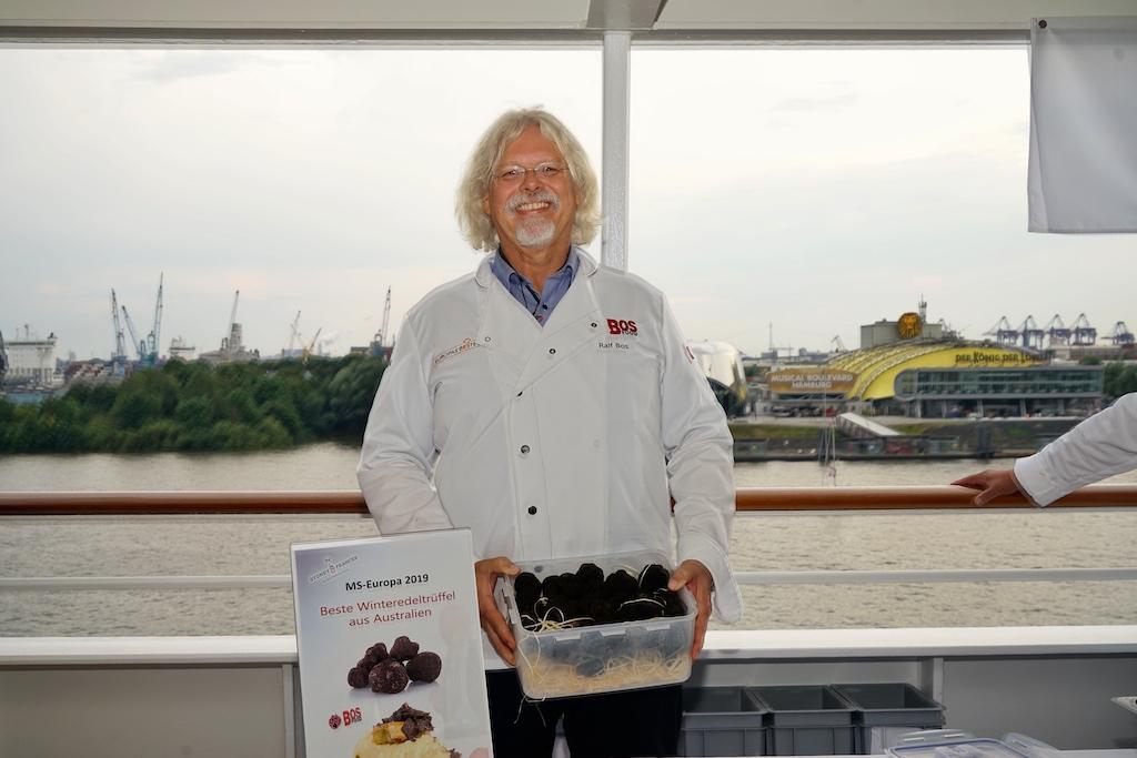 Ralf Bos: Der Trüffelpast aus Düsseldorf - wohl in der kulinarischen Szene weltbekann