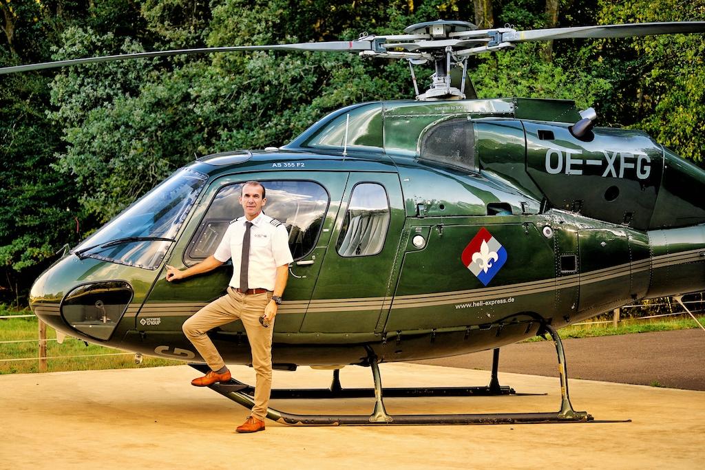 Unser Dank geht an den ausgebildeter Piloten, Fluglehrer und Flugprüfer Željko Brkić, welcher ebenfalls Geschäftsführer der Aviation Support & Training GmbH ist
